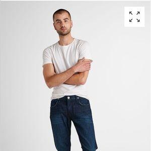 Men's Hudson Blue Blake Slim Straight Jeans